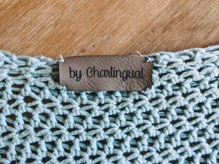 Marlaine label in gehaakt vest