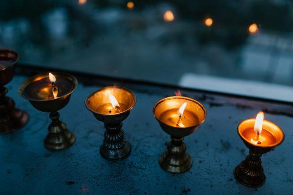 Duurzame kaarsen zelfgemaakt